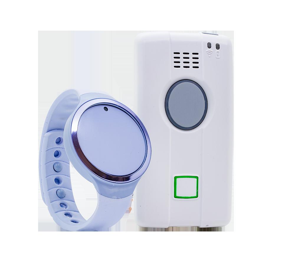 Premier Wrist Pendant + Handheld Device